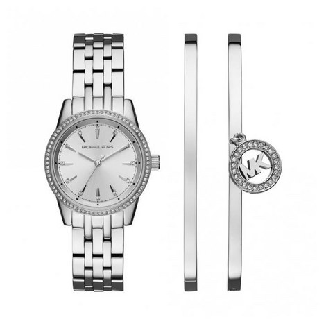 Ritz Watch and Bangle Gift Set, ${color}