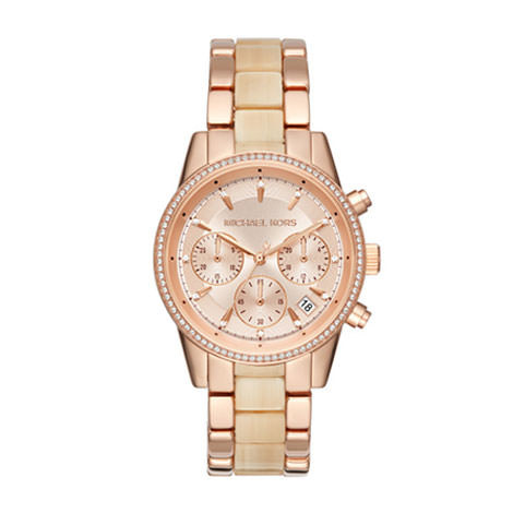 Ritz Chronograph Bracelet Watch, ${color}