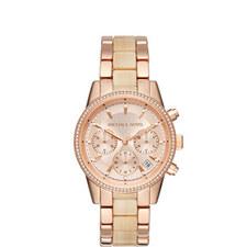 Ritz Chronograph Bracelet Watch