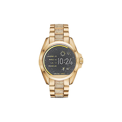 Bradshaw Crystal Touchscreen Smartwatch, ${color}