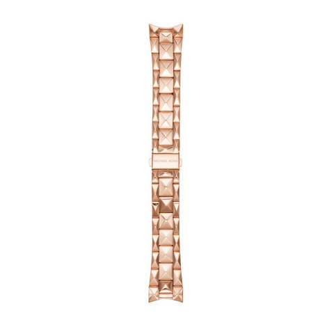 Access Rose Gold-tone Pyramid Stud Bracelet, ${color}