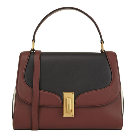 West End Top Handle Satchel, ${color}