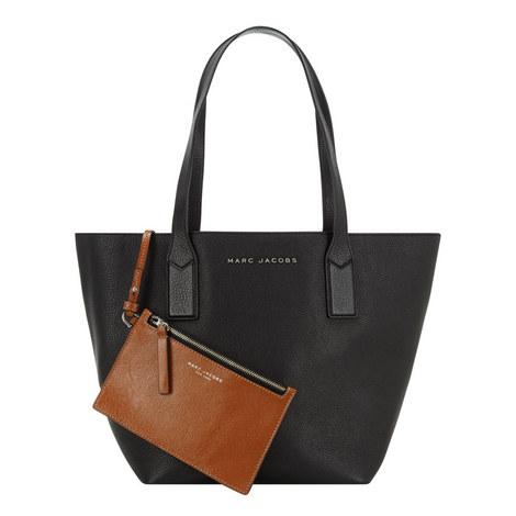 Wingman Reversible Leather Shopper, ${color}