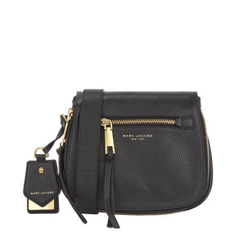 Recruit Saddle Bag Small, ${color}