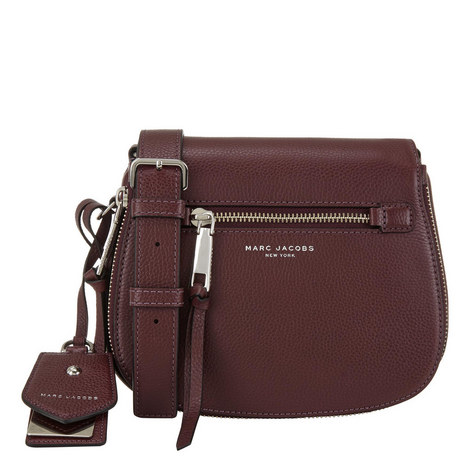 Recruit Nomad Saddle Bag Small, ${color}
