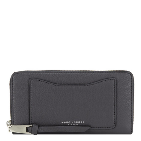 Recruit Continental Zip Around Wallet, ${color}