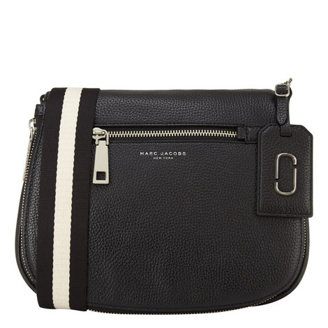 2653aad76964 MARC JACOBS Gotham City Saddle Bag