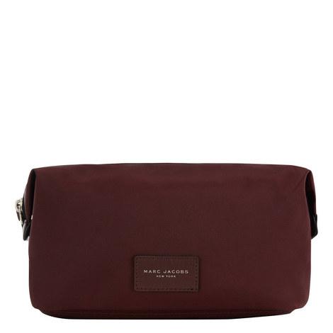 Canvas Cosmetics Bag, ${color}