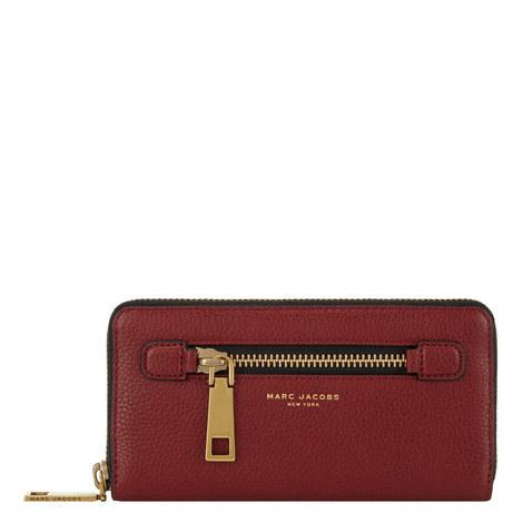 Continental Zip-Around Wallet, ${color}