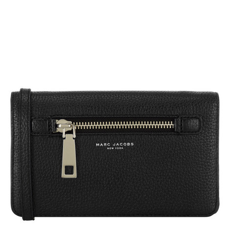 Gotham City Strap Wallet, ${color}