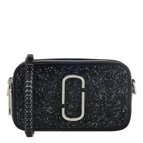 Snapshot Glitter Camera Bag, ${color}