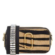 Snapshot Zebra Camera Bag Small