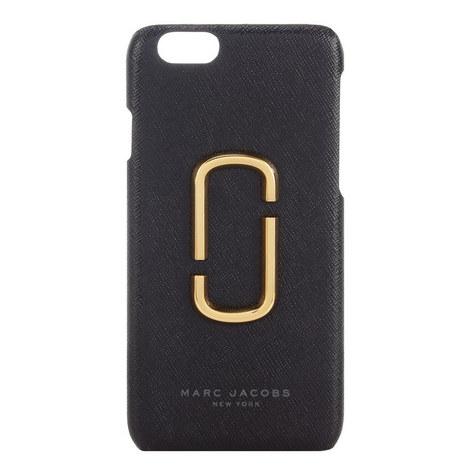 J Logo iPhone Case, ${color}