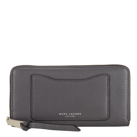 Recruit Zip-Around Wallet, ${color}