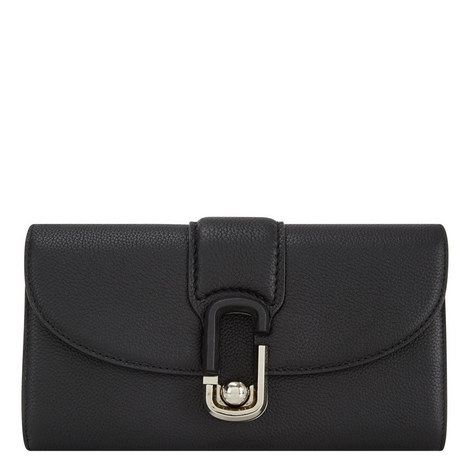 Leather Clutch, ${color}