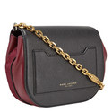 West End The Jane Suede Saddle Bag, ${color}