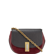 West End The Jane Suede Saddle Bag