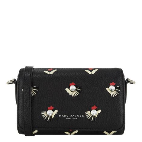 Embellished Tulip BagMini, ${color}