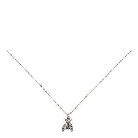 Beetle Pendant Necklace, ${color}