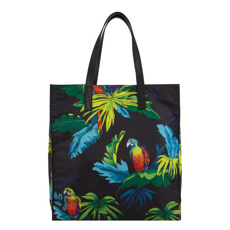 Parrot Print Shopper, ${color}