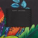 Parrot Canvas Cosmetic Bag Medium, ${color}