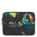 Parrot Print Laptop Case, ${color}