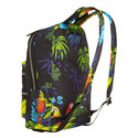 Parrot Print Backpack, ${color}