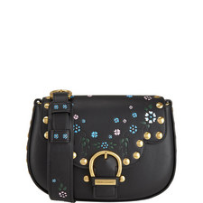 Navigator Studded Saddle Bag