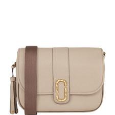 Interlocking Courier Shoulder Bag