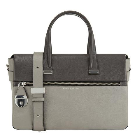 East West Tote Bag Medium, ${color}