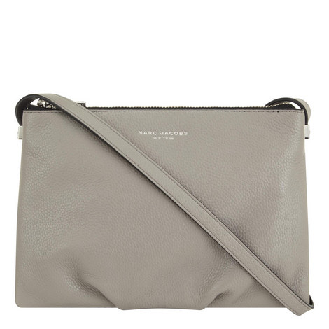 Double Pouch Crossbody Bag, ${color}
