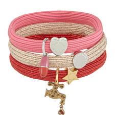 Charming Woven Bracelets