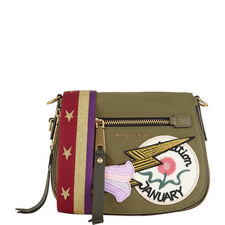 Nomad Patchwork Bag Small