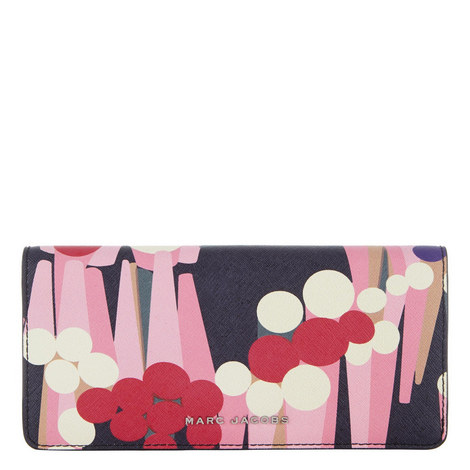 Geometric Spot Wallet, ${color}