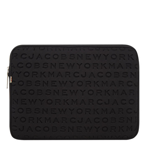 Embossed Laptop Case, ${color}