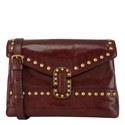 Studded Envelope Bag Small, ${color}