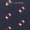 Monogram Scream Logo Wallet, ${color}