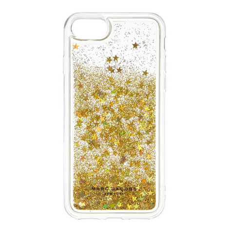 Floating Glitter iPhone 7 Case, ${color}