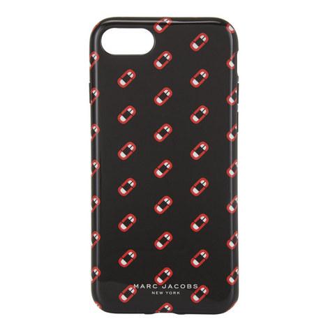 Monogram Scream iPhone 7 Case, ${color}