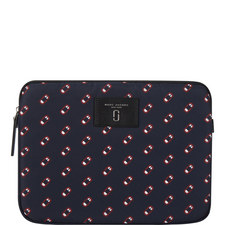 Monogram Scream Laptop Case