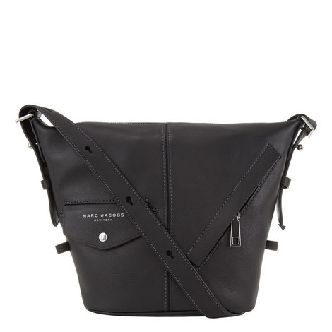 Sling Leather Bag Mini, ${color}