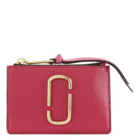 Top Zip Wallet, ${color}