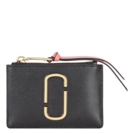 Snapshot Top Zip Wallet, ${color}