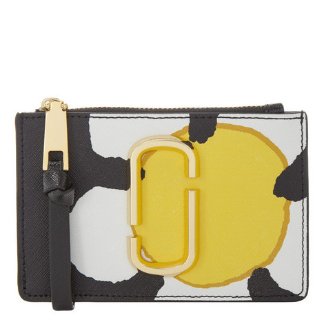 Top Zip Wallet, ${color}
