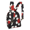 Double Zip Daisy Backpack Mini, ${color}