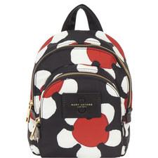 Double Zip Daisy Backpack Mini
