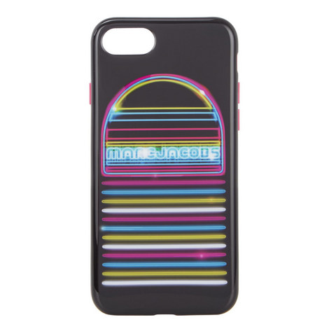 Neon Speaker iPhone 7/8 Case , ${color}