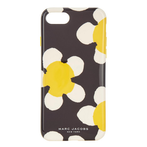 Daisy Print iPhone 7/8 Case, ${color}