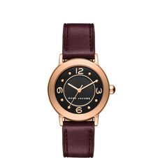 Riley Leather Watch