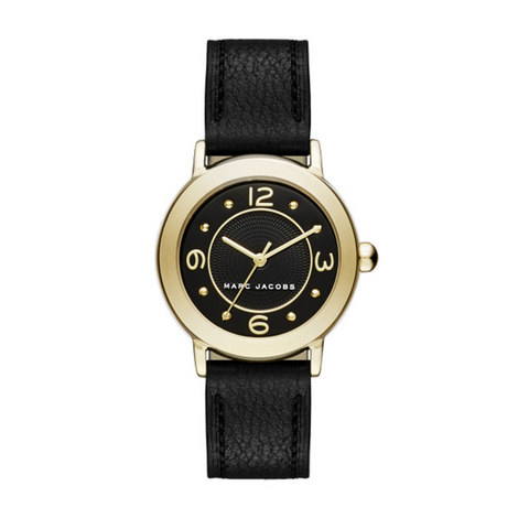 Riley Leather Watch, ${color}